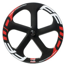 Bahnvorderrad Five Spok Carbon  Fast Forward  FFWD