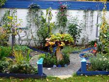 Nasch-Garten - Einblick