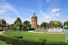 Der aktuelle Pegelstand in Mannheim
