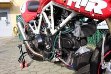 2ter Ölkühler, MPL Antihopping Kupplung