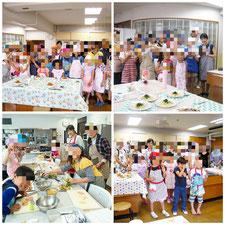 料理教室エムズレッスンの講師主催によるレッスン例