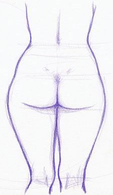 tonino della bianca, art, illustration, érotique, nu, les modèles