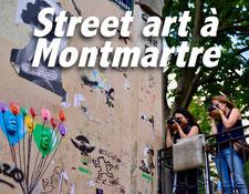 balade photo paris street art  apprendre la photo