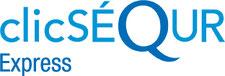 Logo clicSÉQUR Express de Revenu Québec