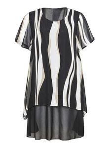 Business Kleid für Mollige , schickes Kleid in übergrößen