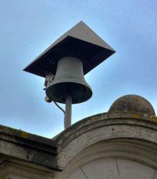 La cloche de la Mairie