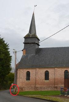 Eglise de Villeroy