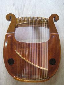 竪琴 ライアー てるる詩の木工房 てるる 41弦 39弦 leier lyre ソプラノライアー