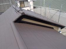 板金工事 太平産業 カレッセ 屋根画像