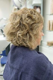 Createam Coiffure Haas GmbH Huttwil Kerasilk Keratin Behandlung