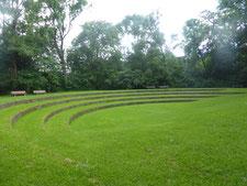 Amphitheater  - Foto Heidrun Langer