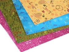 Geschenkpapier, Designerpapier, Motivpapier, Recyclingpapier