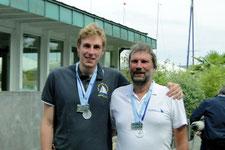 Uwe und Daniel-Patrick Jürgensen (2. Platz)