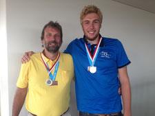 Uwe und Daniel Patrick Jürgensen (2. Platz)