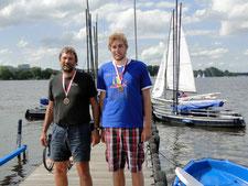 Uwe und Daniel-Patrick Jürgensen (Dritter Platz)