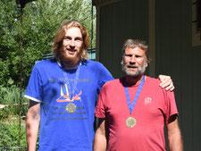 Uwe und Daniel-Patrick Jürgensen (1. Platz)