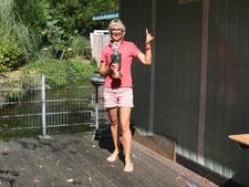 Sylvia Jörgensen (Gewinner Ladies Cup)