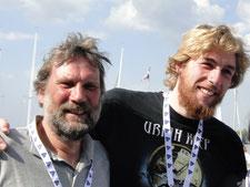 Uwe und Daniel-Patrick Jürgensen (3. Platz)