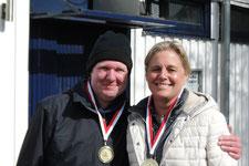 Bernd Siever und Bianca Dyckhoff (1. Platz)