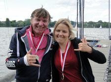 Ann-Kathrin Pagenkopp und Lutz Kock (Erster Platz)