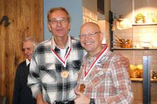 Heiner Bertram und Mathias Bernstädter (3. Platz)