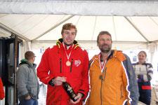 Uwe und Daniel Patrick Jürgensen (3. Platz)
