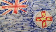 (OZ Flag New South Wales)