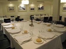 La Scala Restaurante planta calle