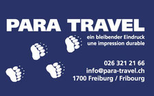 PARA TRAVEL Freiburg/Fribourg