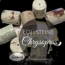Edelsteine Chrysopras