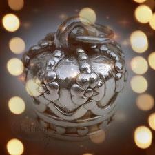Anhänger Schmuck Silber Krone