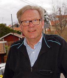 Lars-Olof Landin, Tourismusbüro Dalarö