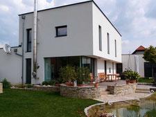 Baumeister Loibenböck Neubau Passivhaus Generalplanung ÖBA
