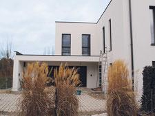 Baumeister Loibenböck Umbau Einfamilienhaus Baubegleitung