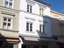 Baumeister Loibenböck Umbau Altstadthaus Generalplanung ÖBA