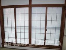 松戸市和室用内窓設置リフォーム後