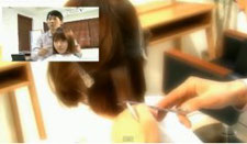 rivage 柏木 ゆたか How to haircut Bob style