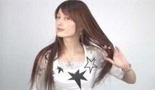 1人でできるアイロンで髪を綺麗に伸ばす方法
