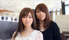 Xel-Ha 金子 史 how to haircut.
