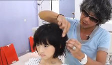ANTI 小松 利幸 how to haircut