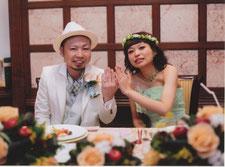 プロポーズの時に指輪を贈られました