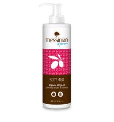 Messinian Spa Körpermilch Granatapfel & Honig