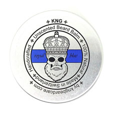 KNG BeardCare Bartbalm royal blue 60g