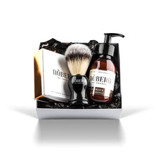 Noberu for noble gentlemen only gift box shave
