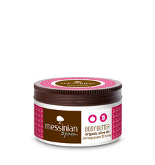 Messinian Spa Body Butter Pomegranate & Honey
