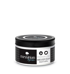 Messinian Spa Hand & Bodycream Black Truffle