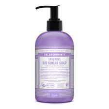 Dr. Bronners Sugar Soap Lavendel