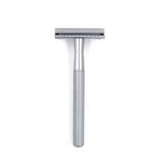 Rasierhobel safety razor silver arrow