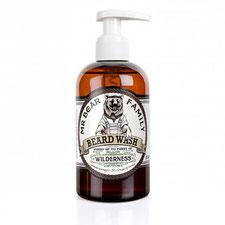 Mr Bear Family Beard Wash Wilderness Bartshampoo