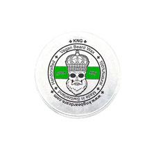 KNG BeardCare Bartwachs green king 30g
